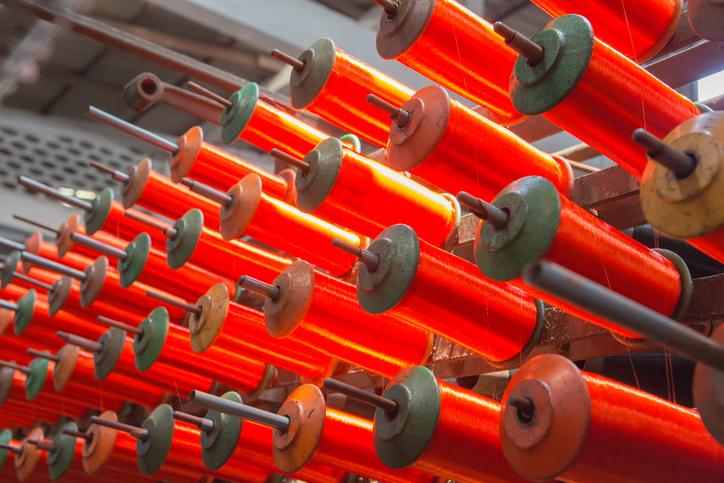 Textile Manufacturing 纺织业