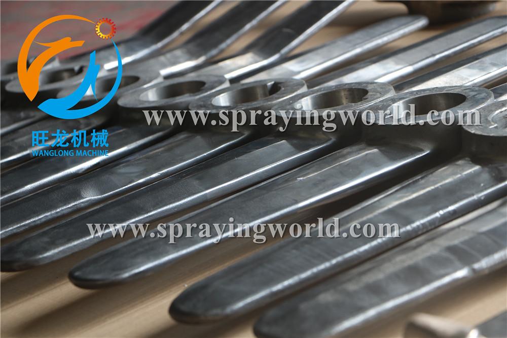 碳化钨金属涂层对高混机行业的意义